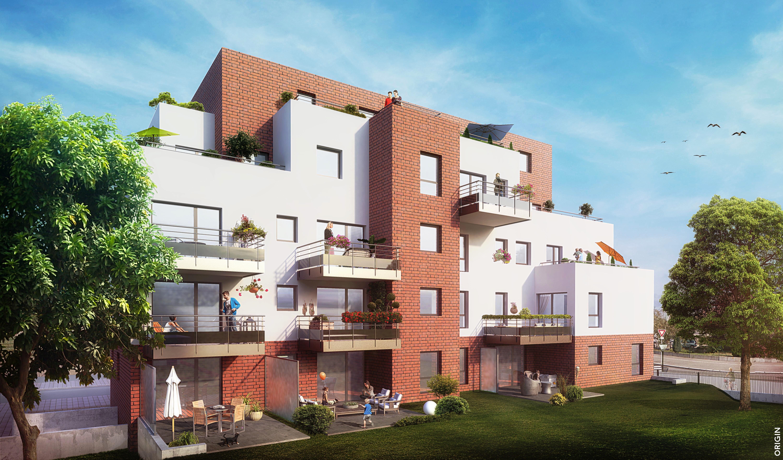 brumath f2 balcon garage loi pinel objectif
