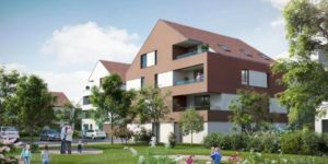 HAGUENAU | 4p 86m² NEUF Pinel | Parking, Garage, Terrasse et Jardin Privatif