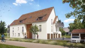 KOCHERSBERG // NEUF ! La Will'a Pagus | Petite résidence | du 2 au 3 pièces